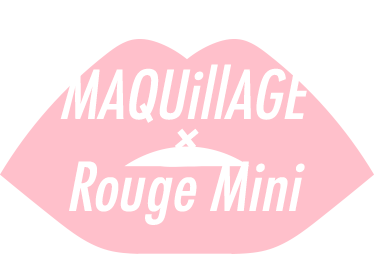 BUZZ LIP4 MAQUillAGE × Rouge Mini